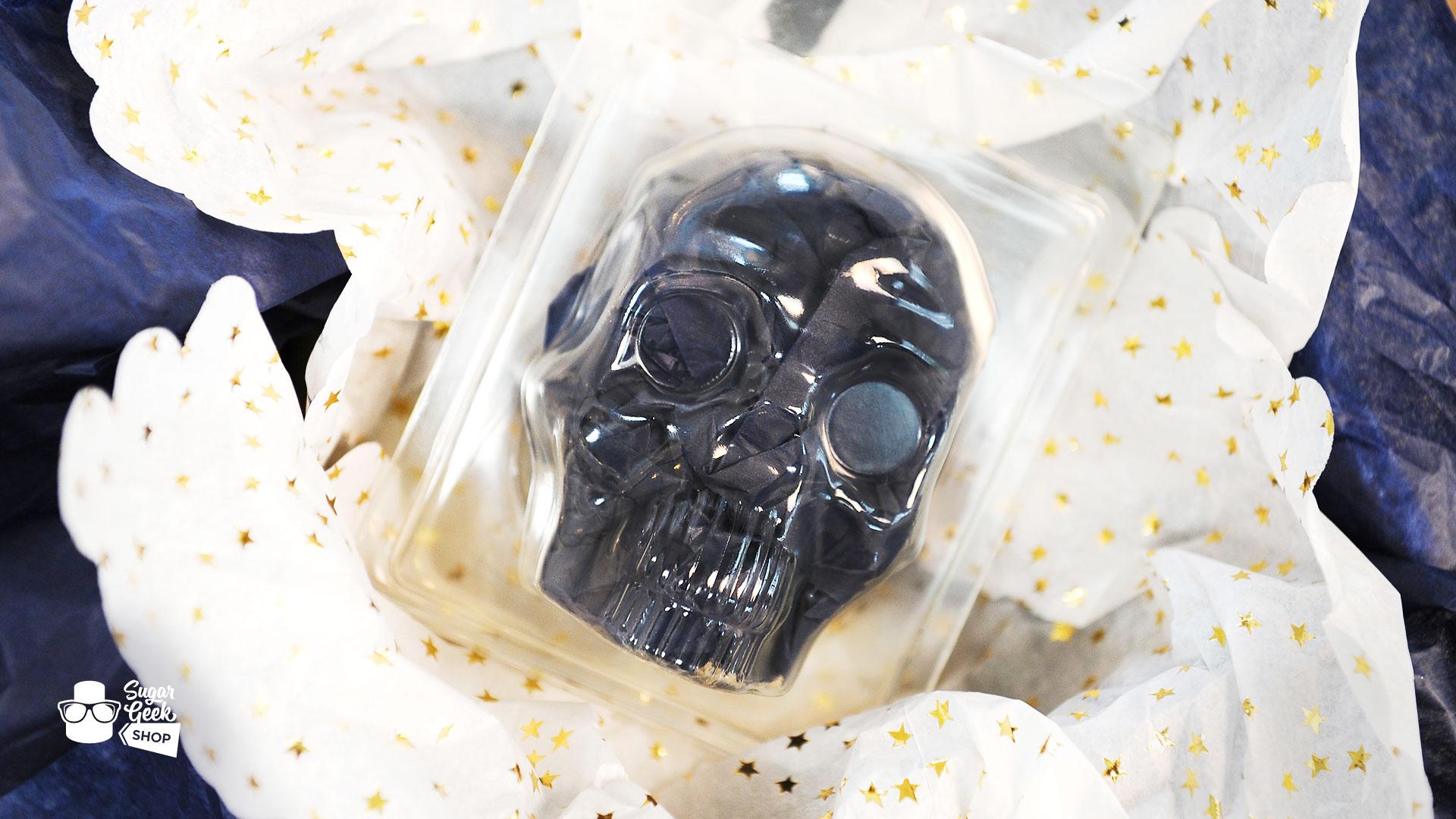 Chocolate Skull Mold