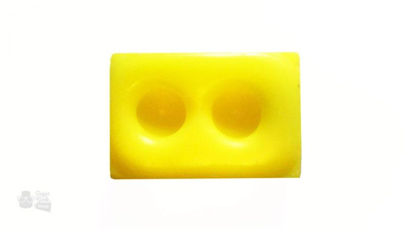 Silicone eye mold